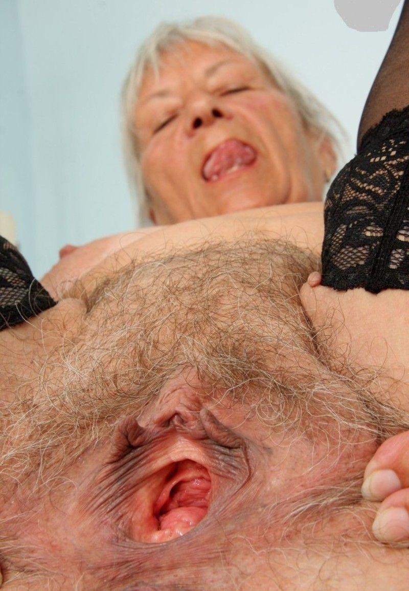 фото писи бабушек