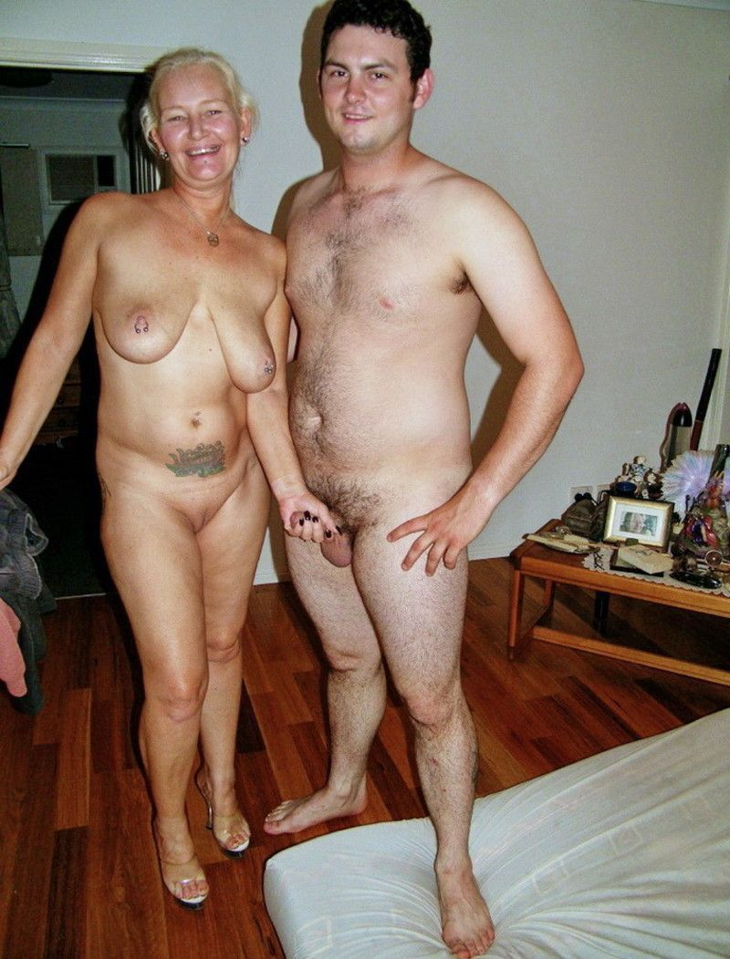 Can not wife naked in front of dad join