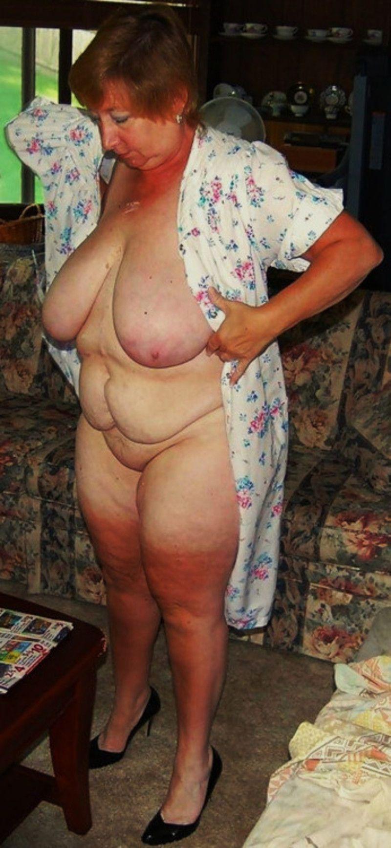 vieille femme à poil salope signification