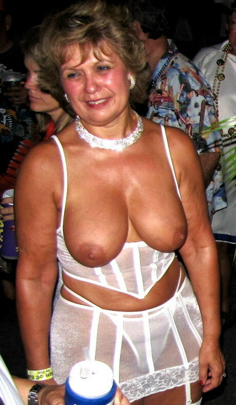 oldies with big tit