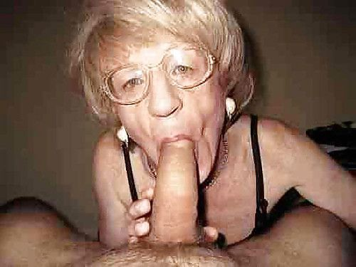 71 years old grannies first bbc interracial - 1 6