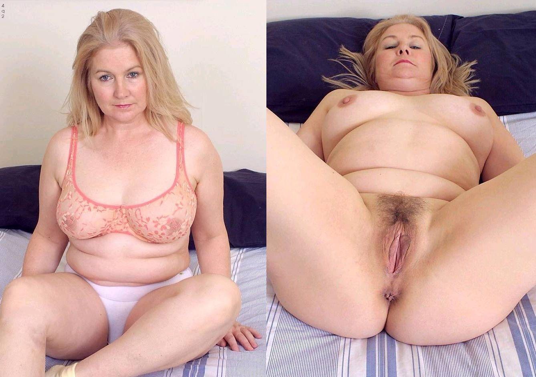 Les grosses fesses d'une mature - Video sur BonPorncom